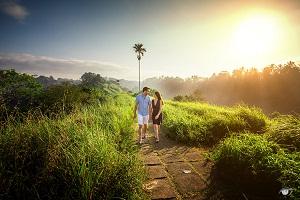 Jalan jalan ke Bukit Campuhan Ubud