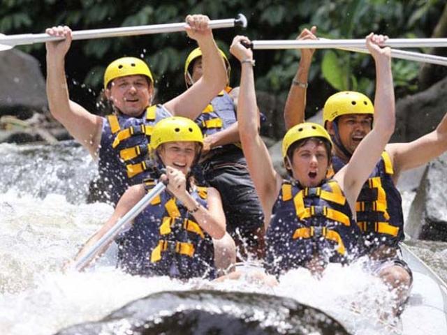Ayung Rafting Bersama Bali Adventure Rafting
