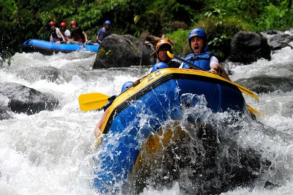Ayung Rafting Bersama My Adventure Rafting