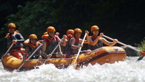 Ayung Rafting Rafting Bersama Toekad Rafting4