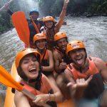 Ayung Rafting Rafting Bersama Toekad Rafting6