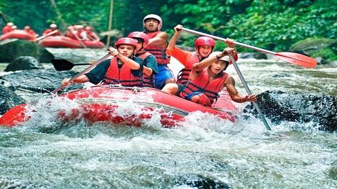 Harga Rafting di Sungai Ayung 2020