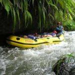 Telaga Waja Rafting bersama Lapama Rafting5
