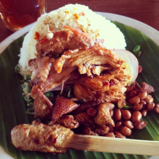 Nasi Ayam Ibu Mangku@baliraftingmurah.com