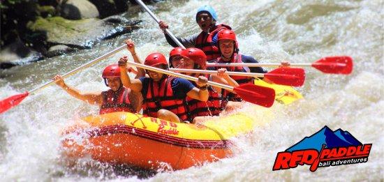 Pilihan Provider Ayung Rafting Yang Recomended