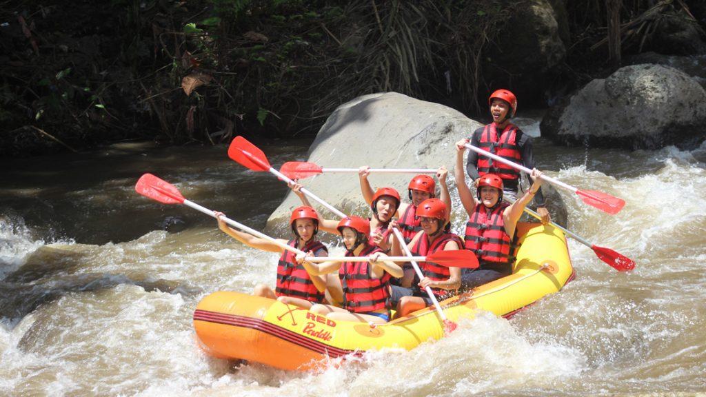 Harga Ayung Rafting di Ubud 2019