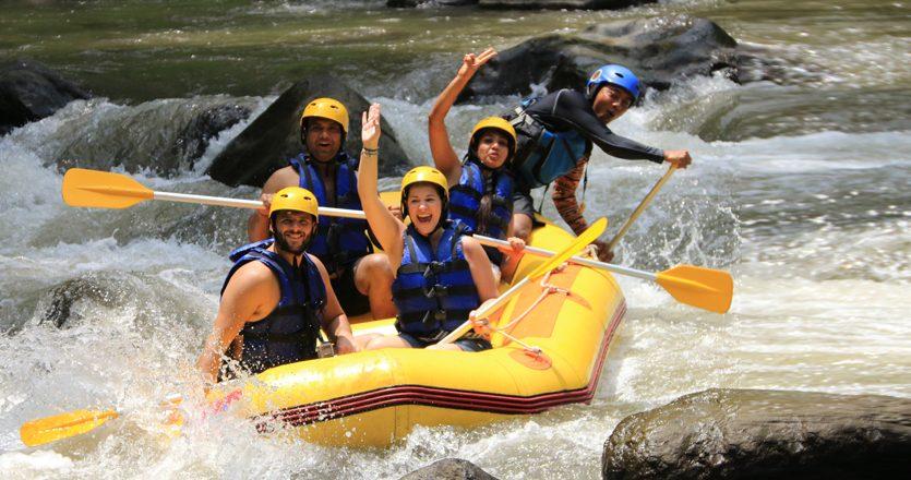 Ayung Rafting Bersama Alam Tirta
