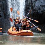 Ayung Rafting Bersama Toekad Rafting