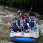 Rafting Petualangan Saya