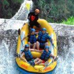 Telaga Waja Rafting Bersama Sobek Rafting2
