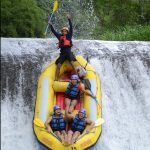 Telaga Waja Rafting Bersama Sobek Rafting@baliraftingmurah.com