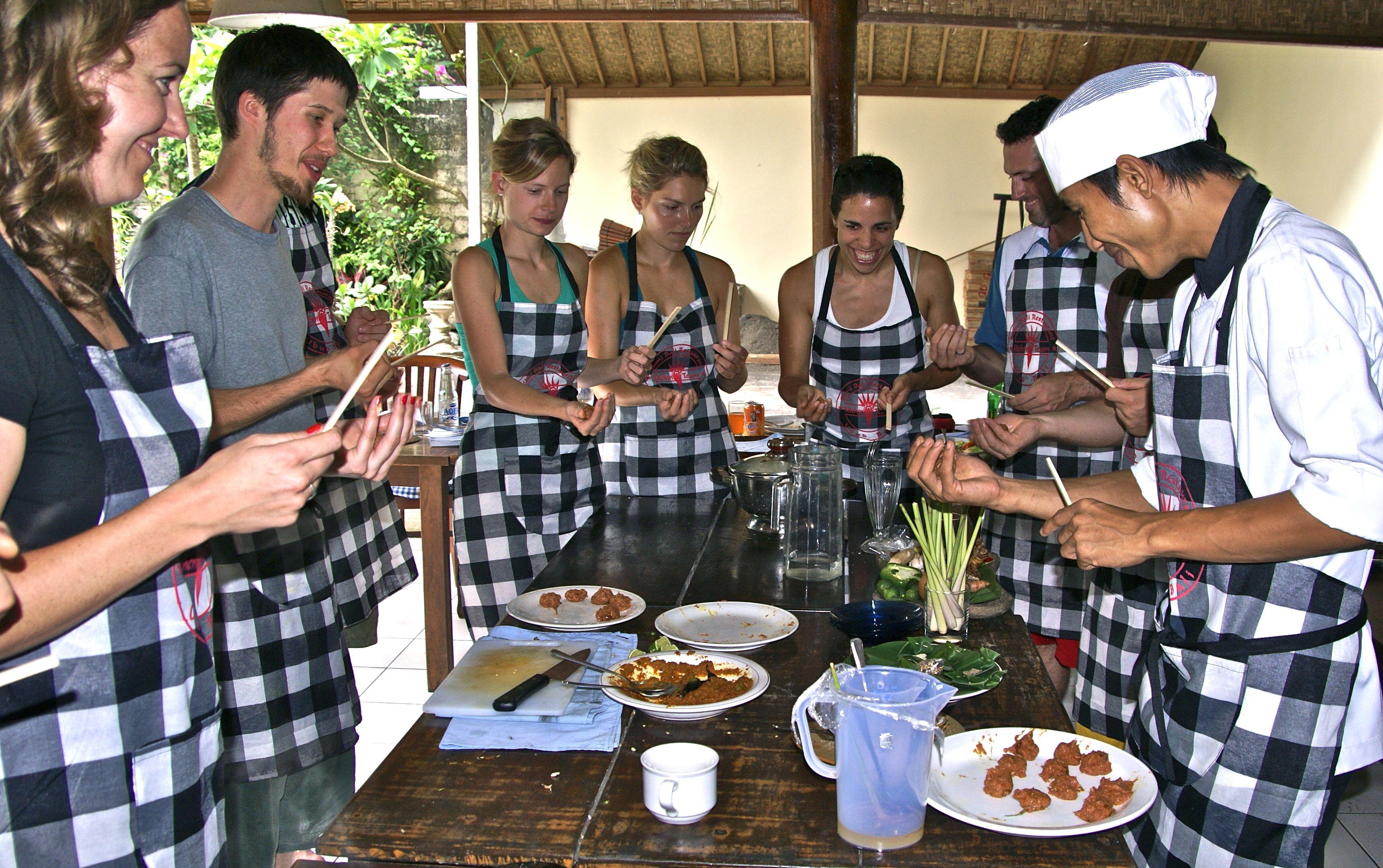 cooking class Ubud Bali@baliraftingmurah.com
