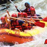 Ayung Rafting Bersama Bali Red Paddle Rafting