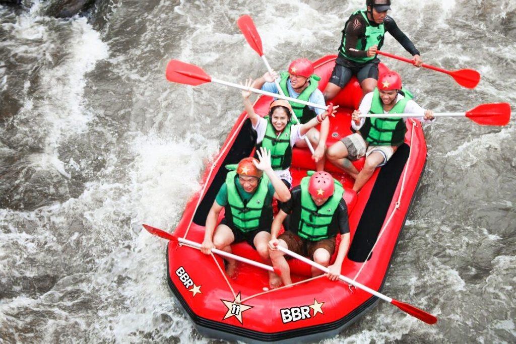 Ayung Rafting Bersama Bali Bintang Rafting