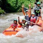 Ayung Rafting Bersama New Gangga Rafting